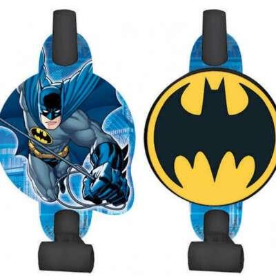 Batman Blowouts with Medallions – 8Pk