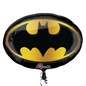 Batman Emblem Foil Balloons