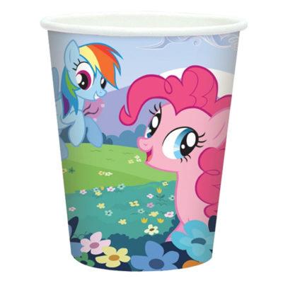 My Little Pony Paper Cups – 8Pk