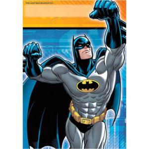 Batman Loot Bag – 8Pk