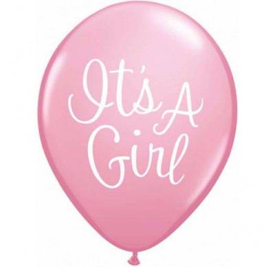 ITS A GIRL CLASSY SCRIPT – Pink (10Pk)
