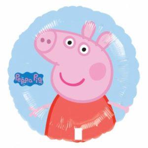 Peppa Pig Foil Balloons