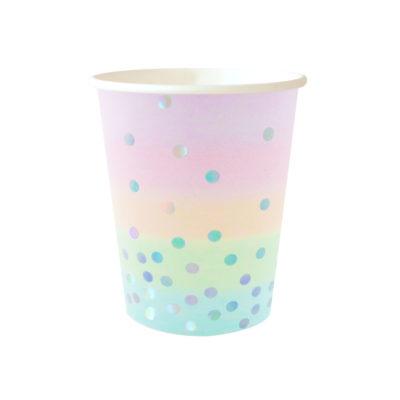 Iridescent Cup – 10 Pk