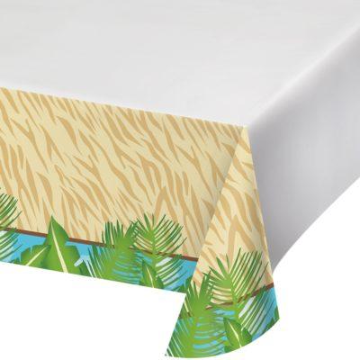 Jungle Safari Adventure Tablecloth
